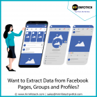 Want to extract data from Facebook Pages, Groups and Profiles?