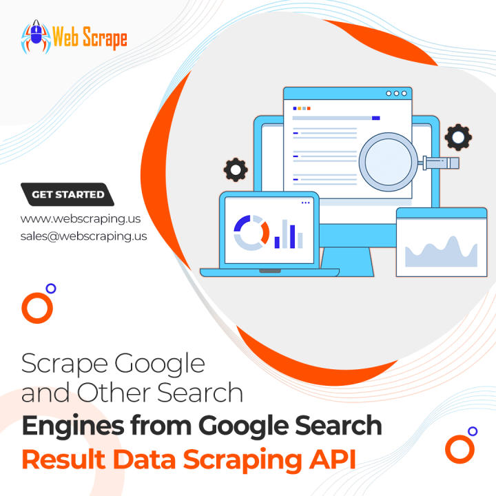 Scrape Google and Other Search Engines from Google Search Result Data Scraping API