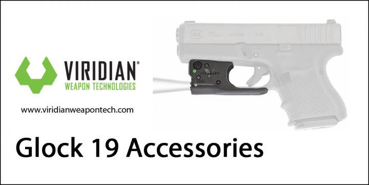 Glock 19 Accessories
