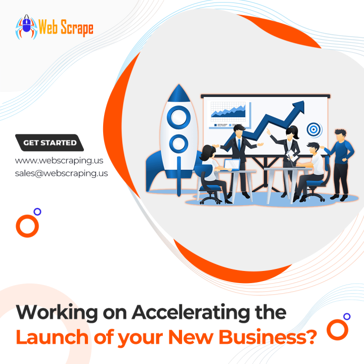 Working on Accelerating the Launch of your New Business?
