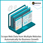 Scrape Web Data from Multiple Websites Automatically for Business Growth