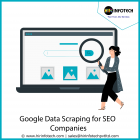 Google Data scraping for SEO-companies