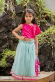 Visit Mirraw To Shop Girls Ethnic Wear